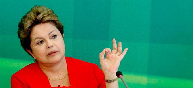 """Banner para Melhor vídeo da campanha """"Fora Dilma"""" feito até hoje"""