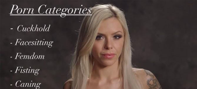 Banner para Atrizes pornôs citam 5 razões para odiar 50 Tons de Cinza (legendado)