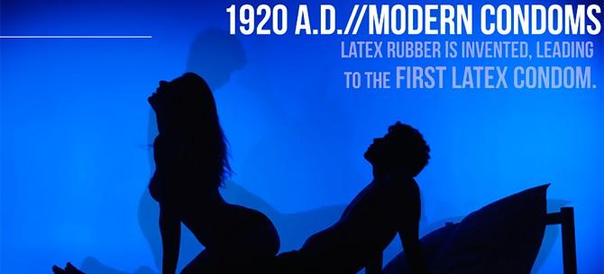 Banner para 6 invenções que mudaram o modo de fazer sexo