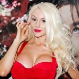 WEST HOLLYWOOD, CA - JULY 12:  Courtney Stodden attends the 'Dave Stewart: Jumpin' Jack Flash & The Suicide Blonde' photo exhibition at Morrison Hotel Gallery on July 12, 2013 in West Hollywood, California.  (Photo by Tibrina Hobson/FilmMagic)