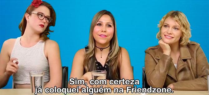 Banner para Garotas revelam: Como se livrar da Friendzone