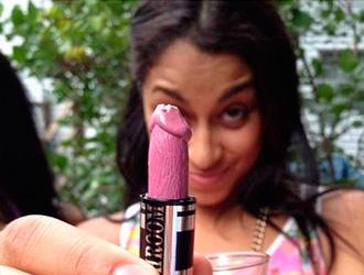 Mushroom-Penis-Lipsticks