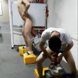 levantamento de peso penis