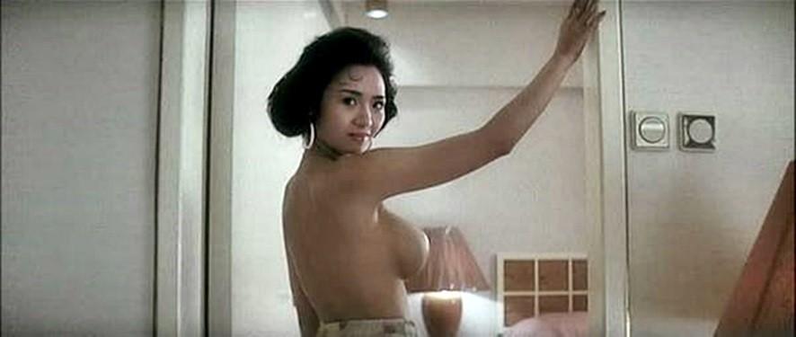 Naked actress hong kong